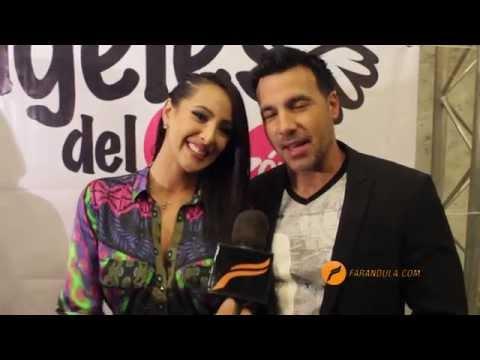 Farandula.com    Entrevista a Yuvanna Montalvo y Juan Carlos García