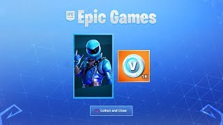 How To Unlock New HONOR GUARD Fortnite Skins Bundle! (New Fortnite Battle Royale Skins Bundle)