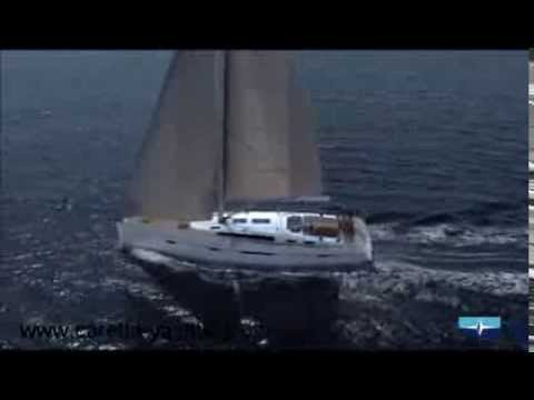 Official presentantion of Bavaria 56 by www.caretta-yachts.gr