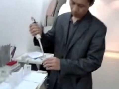Biochemistry Analyzer | EMP-168 | Demonstration How to do Urea Test
