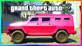 GTA 5 Online - Modded Colors Are Back! How To Get Modded Paint Jobs After Patch 1.26/1.27 (GTA 5)