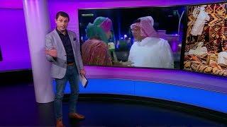 مراسل سعودي يحرج مواطنا بسبب انتقاد الضيف لهيئة الأمر بالمعروف