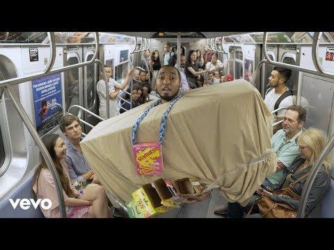 """Lil Pump Ft. Kanye West - """"I'm Hustling"""" I Love It Parody (8JTV)"""