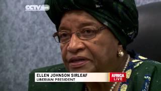 Liberia Sirleaf Itv Part 1