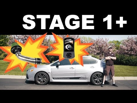 2015-2019 Subaru WRX 2015-2017 STi Stage 1+ Tunes Now Available!