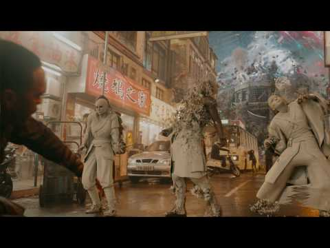 Doctor Strange VFX CGI Breakdown