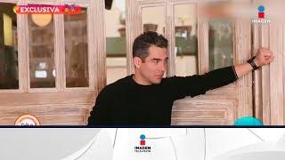 ¡Omar Chaparro se prepara para trabajar con Salma Hayek! | Sale el Sol