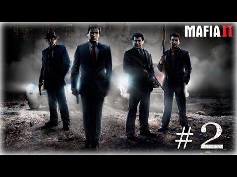 Смотреть прохождение игры Mafia 2. Серия 2 - Первая работа.