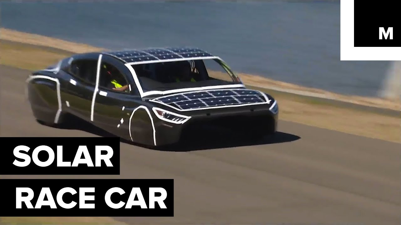 #Engineering the World's Fastest Solar Race Cars
