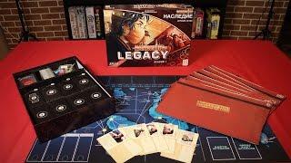 геймплей #34 - Pandemic Legacy - Игра 10 (июль) ОСТОРОЖНО, СПОЙЛЕРЫ!