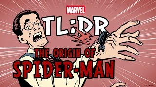 The Origin of Spider-Man in 2 Minutes - Marvel TL;DR