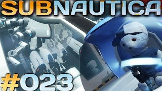 Subnautica Deutsch #23 Krebsanzug im Zyklop Subnautica German Deutsch Gameplay