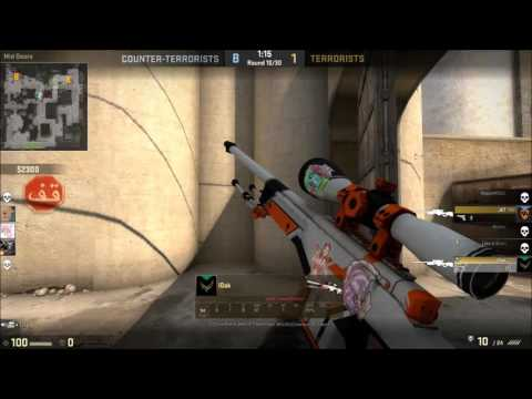 Counter Strike w/ Kronic and JET Games - Best Worst Match Ever!