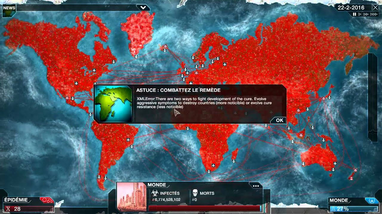Plague Inc Pilz Normal Taktik