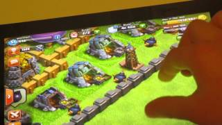 Clash of Clans Part One (1) reviewed by J-Revs