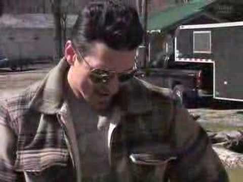 Billy Lane Visits Dale Walksler and Wheels Through TIme