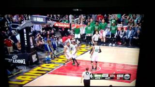 avery bradley poster dunk on kent bazemore