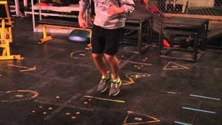 Hockey Training Workout: Off-Ice Quickness Drills