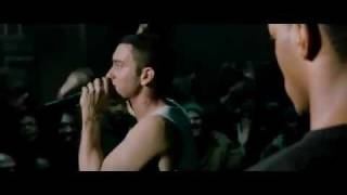Download B-Rabbit vs Papa Doc - 8 Mile Final Rap Battle MP3 song and Music Video
