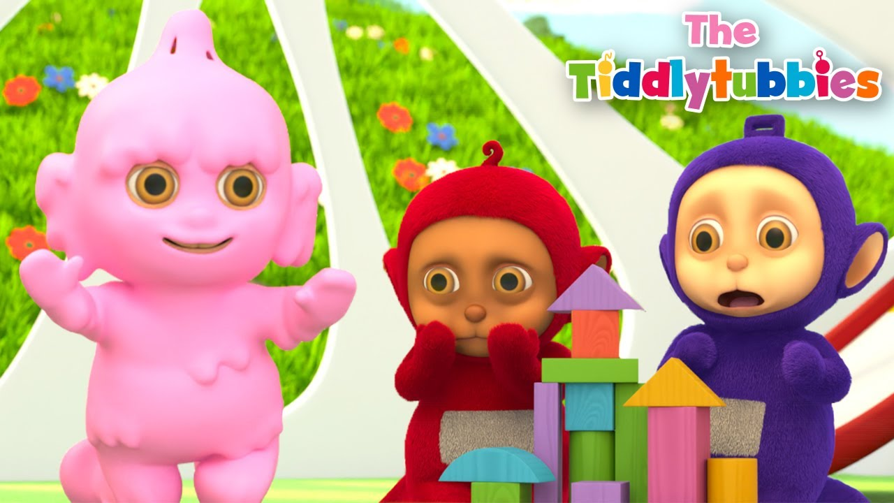 Live: Tiddlytubbies Funny Discoveries!   Tiddlytubbies NEW 3D Series Full Episodes