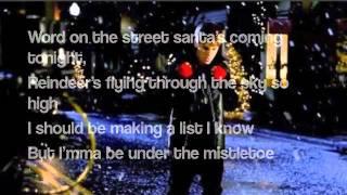 Mistletoe - Justin Bieber (karaoke with lyrics)
