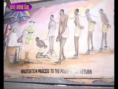 SLAVE TRADE MUSEUM BADAGRY