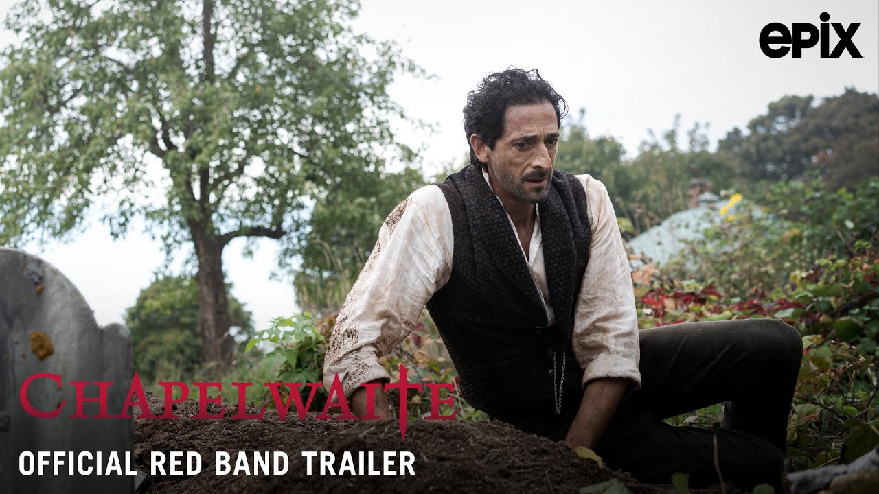 Download Chapelwaite (EPIX 2021 Series) -Official Red Band Trailer
