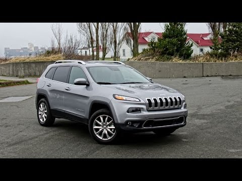 2014 Jeep Cherokee 3.2 Limited