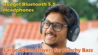 New Budget BT 5.0 Wireless Headphones for 1390Rs... Worth it?