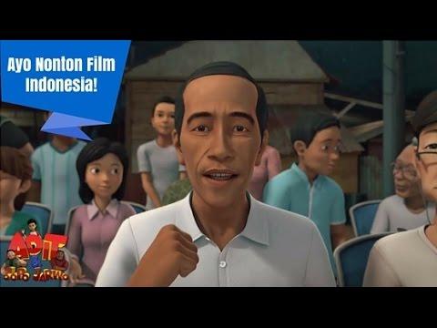 Adit Sopo Jarwo - Nonton Film Indonesia Bareng Jokowi dan Riri Riza