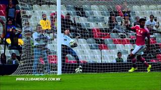 Resumen América  0(3)-(4)0 Benfica ICC2015