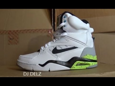 Nike Air Command Force Billy Hoyle Pump Shoe Review + Why I'm Into Sneakers  Vlog - YouTube