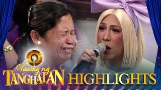 TNT contender Maris' mother tears up with glee as Vice extends his help | Tawag ng Tanghalan