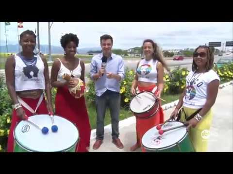 Percussionistas do Cores de Aidê prometem agitar a quarta-feira de cinzas em Florianópolis