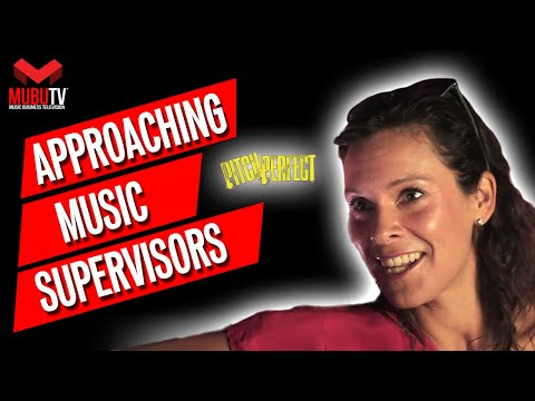 Best Ways To Approach Music Supervisors  Sarah Webster  MUBUTV: Insider Series  SE. 7