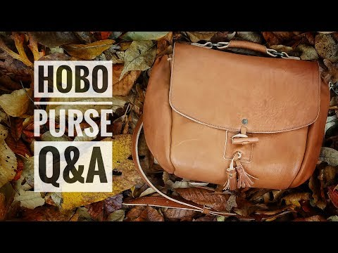 Leather Bag Q&A   Love41 Hobo Purse Full Review
