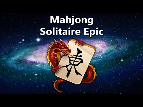 Mahjong Solitaire Epic Android Gameplay