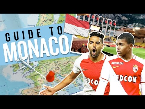 Man City Fans Guide To Monaco with Chappy & Richard Dunne | Champions League