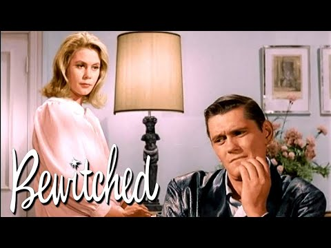 """You're a Witch!"" Darrin Learns Samantha Is A Witch 