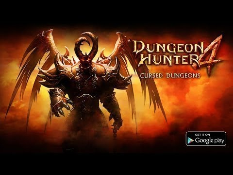 Dungeon Hunter 4 Jogaço De Rpg Offline Mobile