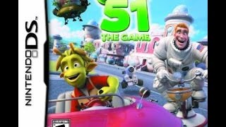 Gameplay Planet 51 (Nintendo DS) By Snapdragon.