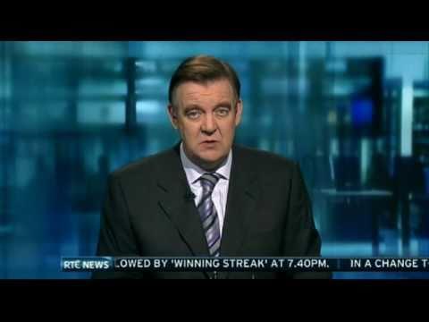 Brian Cowen resigns Fianna Fail leadership
