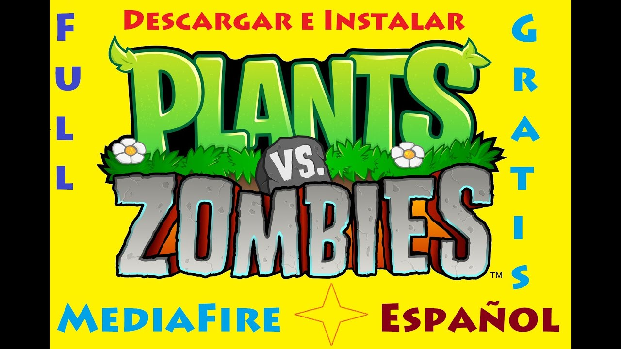 INSTALAR GRATIS PLANTS VS ZOMBIES
