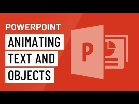How to do animations in powerpoint