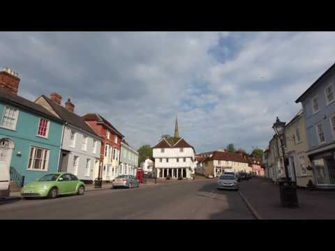 Thaxted Town Tour