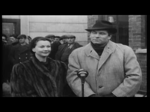 Laurence Olivier Documentary  English Actor  Story Of Fame And Success