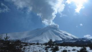 Mount Asama (HD) 浅間山 Asama-yama