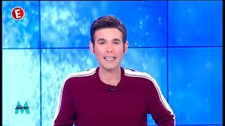 02-01-2019: ΜΕΝΙΟΣ LIVE ΣΤΟ ΝΕΟ EPSILON