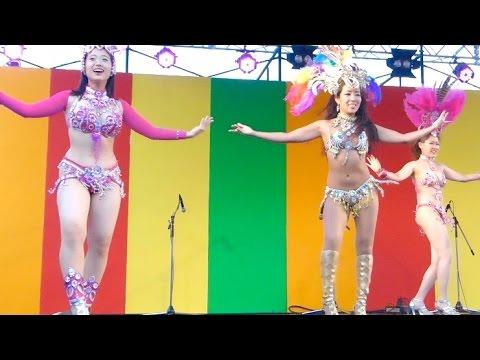 2016神戸港ラテンアメリカン・カーニバル・Kobe port Latin American Carnival・エスコーラ ジ サンバ コウベッコ①