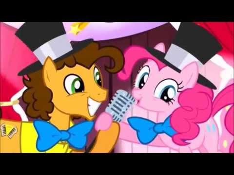 Pinkie Pie sings